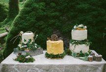 Haven's wedding Cakes