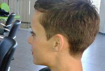 Természetes haj