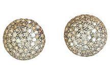 Affordable Fine Jewelry starring DIAMONDS! / Pavè diamond obsession