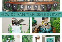Fiesta de dragones