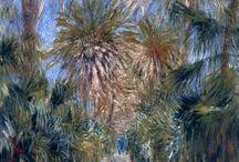 Pierre-Auguste Renoir landscapes