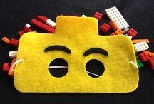 Lego mask