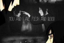 THE BROTHERS OF UCHIHA