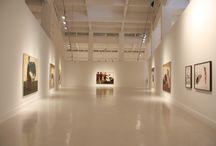 Eric Fischl / Presenta acuarelas y pinturas de gran formato que conforman su primera tauromaquia realizada tras asistir a la Goyesca de Ronda en 2007.