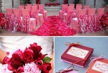 Wedding by Color: Red, Pink / #sonalshah #indianwedding #indianweddings #wedding #weddings #reception #receptions #indianreception #indianreceptions #red #pink #redpink #sjs #sjsevents #sonaljshah #sjsbook www.sjsevents.com
