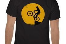Original Bike T-shirts  / T-shirts with bike motive for bikers, cyclists and bike lovers
