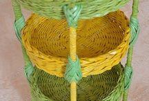 Интерьер плетение