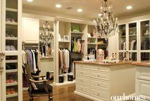 Closets, Built-ins & Walk-in Closets