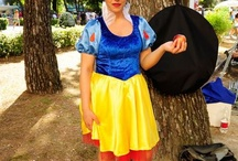 Snow White and the Seven Dwarfs Cosplay