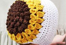 Crochet: Heads / Hats, earwarmers, headbands