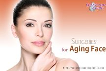 Surgeries for Face Aging