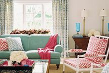 Home Decor - FAMILY ROOMS / The Family Room is that place where each mess has a memory behind it!