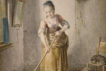 18th century: Lower classes