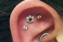 Piercing and Ideas ♡