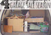 Garage/Craft Sale