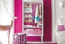 Lydia's big girl room / by Andrea Pressler