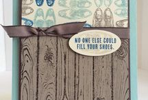 Male cards / Stampin' Up! cards for men and boys