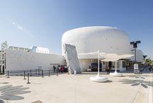 Padiglione Repubblica di Corea - Expo 2015 / incollaggio di PVC, moquette e ceramica con ULTRABOND ECO V4, ADESILEX F57, adesivi ADESITAL