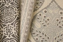 Colors/Fabrics for the Home