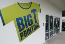 Fun Projects / Projects we have enjoyed along the way at Big T Printing.