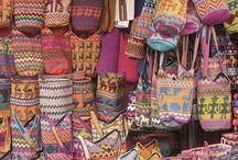 artesanía y rastros