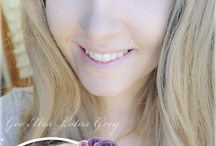 Circle Lenses Model / This board features all the beauty ladies who reviewed or bought colored contacts from MapleLens