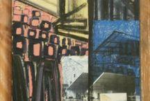 Galleria del 2006 / arte astratta materica
