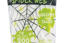 Creepy Crawly Halloween Bash / A creepy, crawly Halloween party filled with spiders, bars, worms, mice & more!  / by Moms and Munchkins