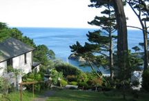 DAY TRIPS - POLPERRO, SOUTH EAST CORNWALL / Including Lansallos.  About 53 miles (1hr 25m drive from us)