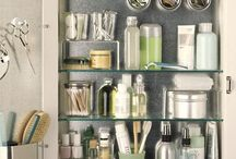 Home Storage Ideas / by Andrea Maturo