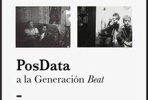 PosData a la Generación Beat / Primer libro de la colección crítica «Ortodoxia» de la Editorial Buenos Aires Poetry. ----------------------