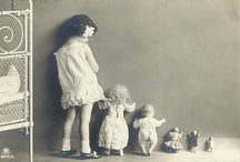 dolls / by Mimi's Needle and Thread (Iris Stump)
