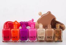 Cosmetics (Nailpolish) / by Kelly Mitre