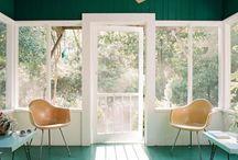 Farmhouse: Porch