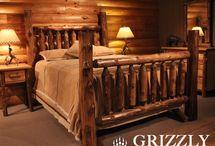 camas de tronco