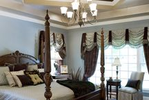 my dream bedroom / by Tracy Smith