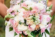 Floral inspiration / Wedding bouquet inspiration