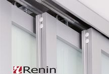 Room Dividing Solutions / Renin offers some of the best room dividing solutions.