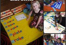 Montessori inspired activities for kids