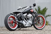 bobber, cafe racer, custom