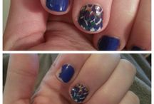 Jamberry Nails! / Favorite wraps, including my own! / by Corey Burge