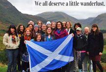 Ireland & Scotland!! / Travel  / by Jessie Lee