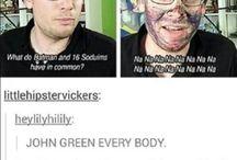 JOHN GREEN PPL