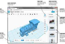 3D printen / Software, voorbeelden en websites over 3D printen in het primair onderwijs