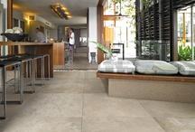 Flooring, stair treads, carpeting, tiles