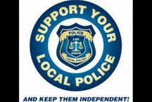 Support Your Local Police And Keep Them Independent / The Obama administration is going full speed ahead in its efforts to nationalize and federalize state and local police departments across America. This is not only unconstitutional, but a terrible and dangerous idea. We need to continue to support our local police just as we did when Welch started since the mid-1960s.