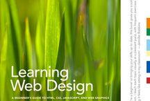 Web design learning