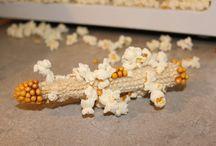 Popcorn & Weddings