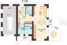 Планировки готовых домов