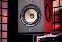 speakers and cabs